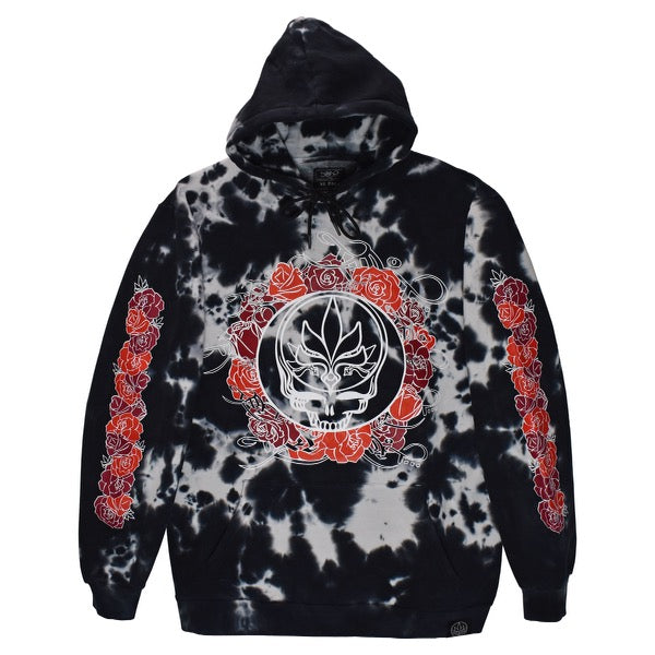 Steal Your Face - Tye Dye Hoodie