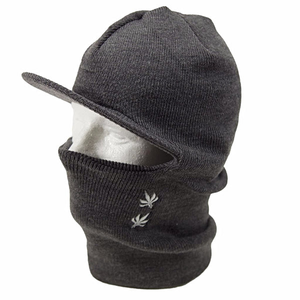 Brim Robber Mask - Charcoal