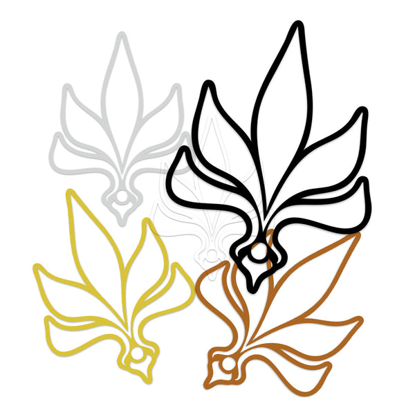 Leaf – Single Decal Sticker