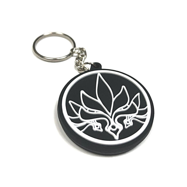 3D Keychain / Double Side Stamp Logo