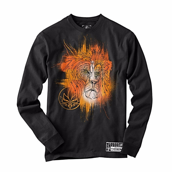 Lyford Lion - Long Sleeve