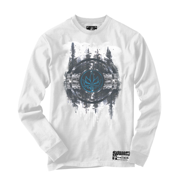 Nature - Long Sleeve - White