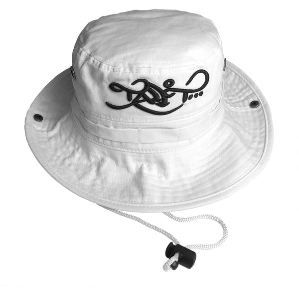 Bucket Hat – White