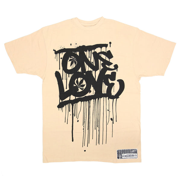 One Love – Tan / Black