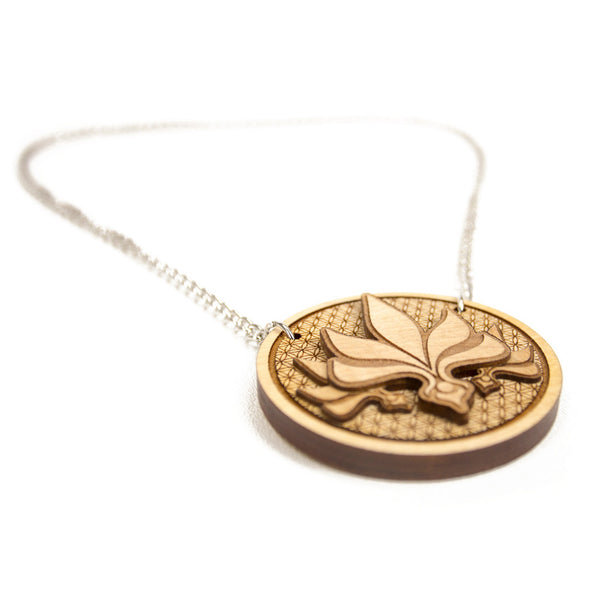 TALL T X Treasure Tribe Art - Stamp Pendant Necklace