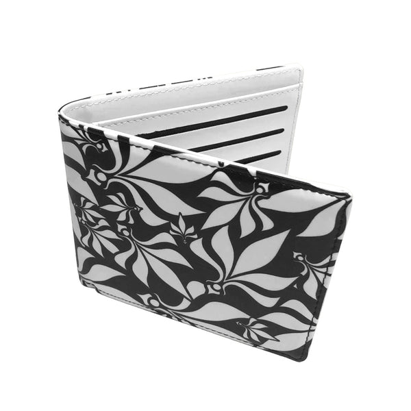 Wallet - White / Black