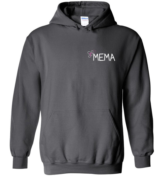 Being a Mema Makes My Life Complete Pullover Hoodie