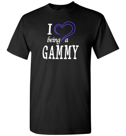 I Love Being a Gammy Unisex T-Shirt