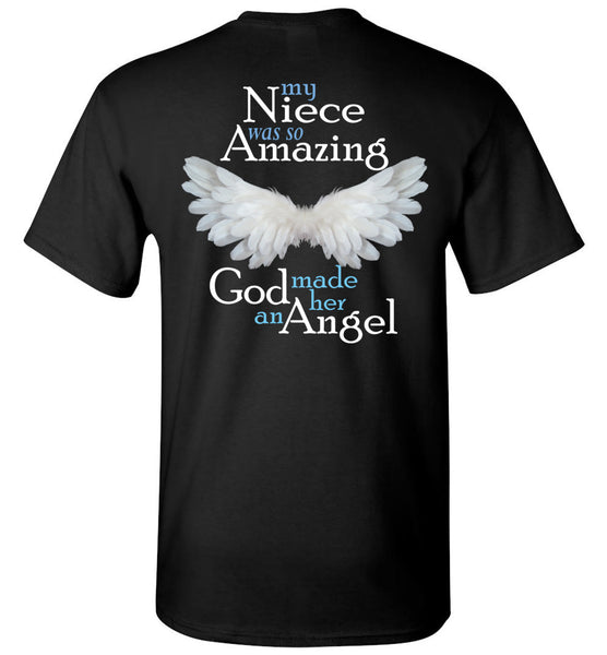 Niece Amazing Angel T-Shirt