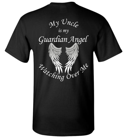 My Uncle is My Guardian Angel