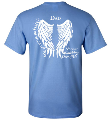 Dad Guardian Angel Blues
