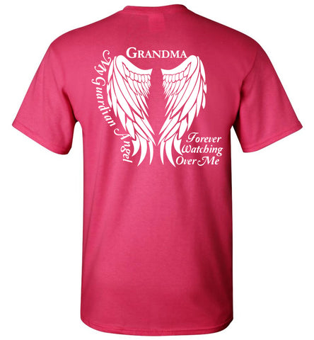 Grandma Guardian Angel Unisex T-Shirt