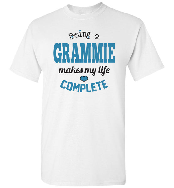 Being a  Grammie Makes My Life Complete Unisex T-Shirt