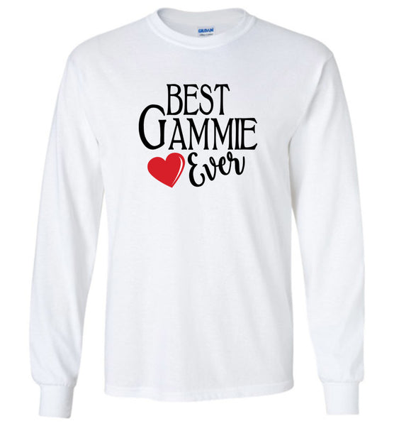 Best Gammie Ever Long Sleeve T-Shirt