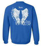 Son Guardian Angel Sweatshirt