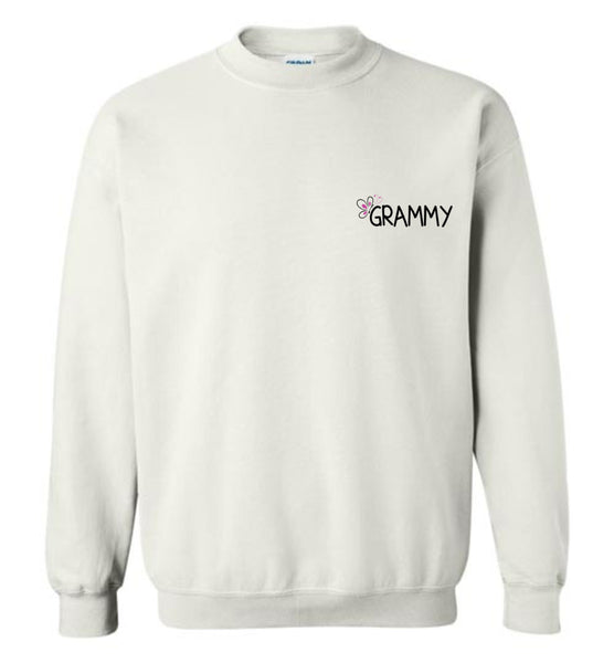 Being a Grammy Makes My Life Complete - Crewneck Sweatshirt