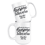 Awesome Father 15 oz Coffee Mug
