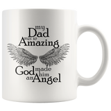 My Dad Was So Amazing Memorial Coffee Mug