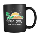 Farm Girls Have Great Calves Coffee Mug