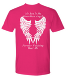 Son Guardian Angel - Unisex T-Shirt