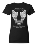 Son Guardian Angel - Women's T-Shirt
