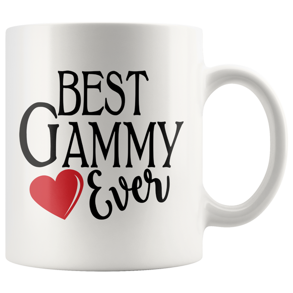 Best Gammy Ever 11 oz White Coffee Mug