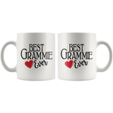 Best Grammie Ever 11 oz White Coffee Mug