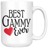 Best Gammy Ever 15 oz Coffee Mug