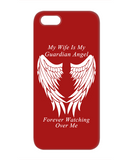 Wife Guardian Angel Phone Case