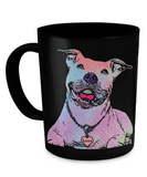 This Girl Is Protected By Her Pitbull Mug