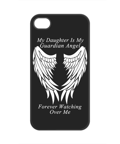 Daughter Guardian Angel Phone Case