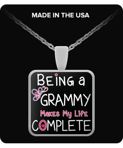 Being a Grammy Pendant
