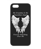Grandma Guardian Angel Phone Case
