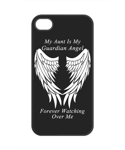 Aunt Guardian Angel Phone Case