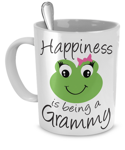 Happiness is being a Grammy - Mug White