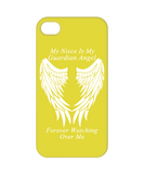 Niece Guardian Angel Phone Case