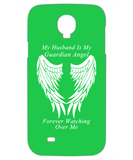 Husband Guardian Angel Phone Case
