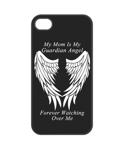 Mom Guardian Angel Phone Case