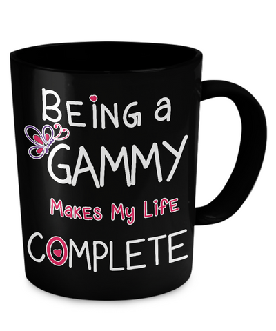 Being a Gammy Mug