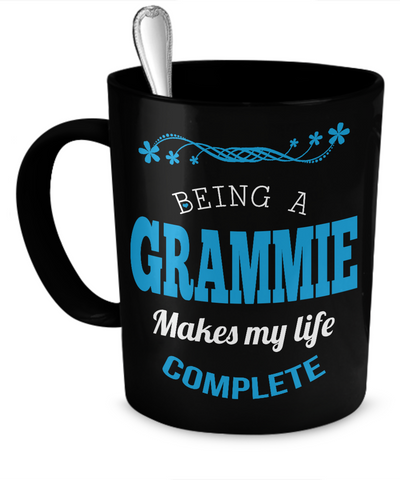 Being a Grammie Makes My Life Complete Coffee Mug