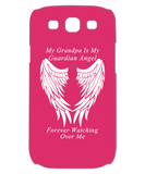 Grandpa Guardian Angel Phone Case