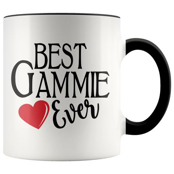 Best Gammie Ever 11 oz White Coffee Mug - Gift for Gammie