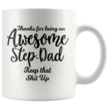 Awesome StepDad Coffee Mug