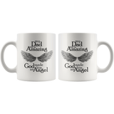 Dad Amazing Angel Coffee Mug