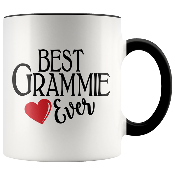 Best Grammie Ever 11 oz Accent Coffee Mug