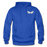 Grammie Amazing Angel 1925-2020 Gildan Heavy Blend Adult Hoodie - royal blue