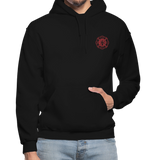 Accordino Gildan Heavy Blend Adult Hoodie - black
