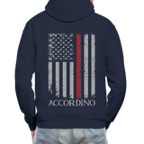 Accordino Gildan Heavy Blend Adult Hoodie - navy