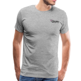 Being a Grammy Makes My Life Complete Men's Premium T-Shirt - heather gray