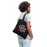 Best Gammy Ever Tote Bag (CK4003D) - black